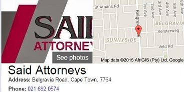 SaidAttorneys